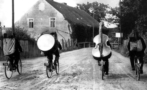 Jazz on Bikes