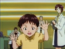 Pic from Neon Genesis Evangelion: Resurrection, Director's Cut