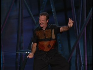Robin Williams: Live on Broadway (2002)