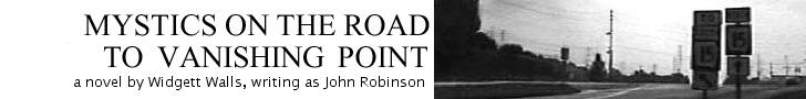 Mystics on the Road to Vanishing Point by John Robinson