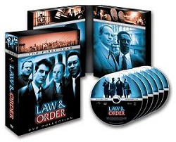 Law and Order: The First Year DVD