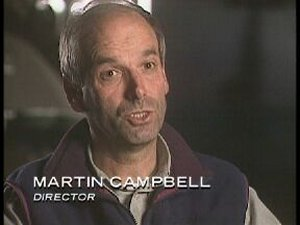 Martin Campbell, director of GoldenEye