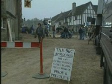 Pride and Prejudice on location