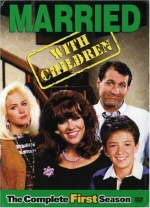 Married With Children: The Complete First Season DVD cover art