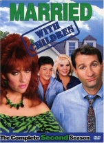 Married With Children: The Complete Second Season DVD cover art