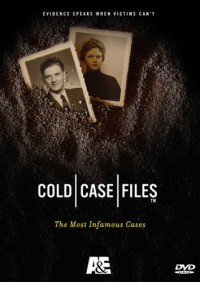 Cold Case Files: The Most Infamous Cases DVD cover art