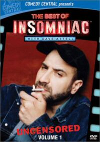 Best of Insomniac, Vol. 1 DVD