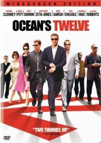 Ocean's Twelve DVD