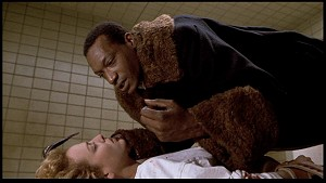 Virginia Madsen and Tony Todd from Candyman