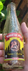 Manhattan Special Espresso Coffee Soda