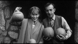 Woody Allen and Mia Farrow from Zelig