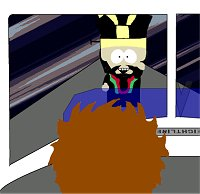 Big Trouble in South Park