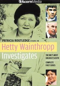 Hetty Wainthropp Investigates: Season 1