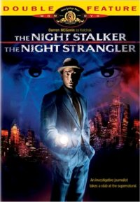 The Night Stalker and The Night Strangler DVD