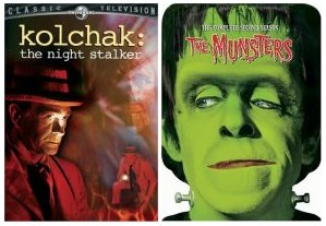 Kolchak and The Munsters
