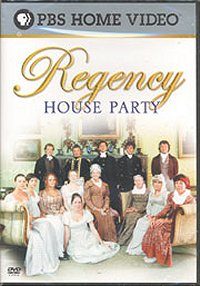 Regency House Party DVD