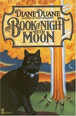 The Book of Night With Moon by Diane Duane
