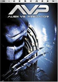 Aliens vs. Predator DVD cover art
