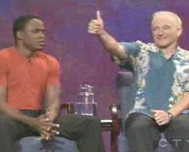 Robin Williams on Whose Line