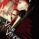 V for Vendetta Movie Poster