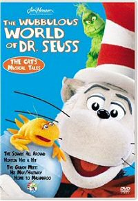 Wubbulous World of Dr. Seuss: The Cat's Musical Tales DVD