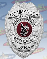 Doc Ezra badge