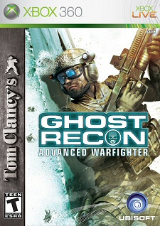 Tom Clancy's Ghost Recon: Advanced Warfighter Xbox 360