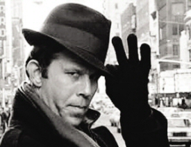 Tom Waits in NYC