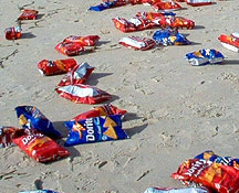 Doritos Beach