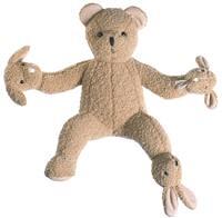 Phillipe Starck: TeddyBearBand