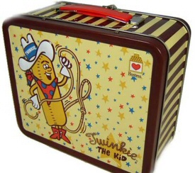 Twinkie the Kid lunchbox
