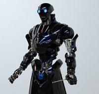 Tamanoi Vinegar Robot