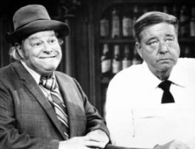 Frank Fontaine and Jackie Gleason
