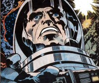 Jack Kirby 2001 comic scan