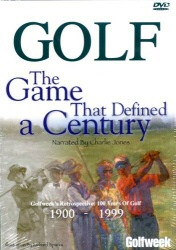 Golf: The Game That Defined a Century DVD cover art
