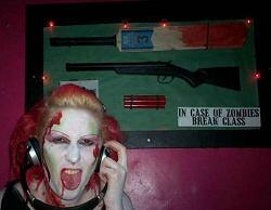 In Case of Zombies DIY kit