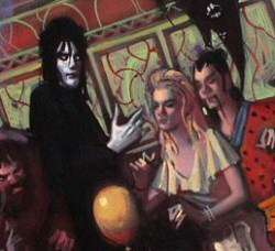 John Watkiss: Sandman Development Art