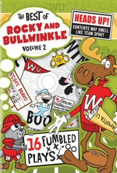 Best of Rocky and Bullwinkle, Vol. 2 DVD