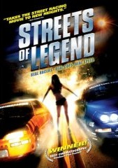 Streets of Legend DVD