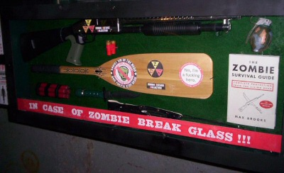 Zombie Survival Kit by Tyrisian!