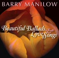 Barry Manilow: Beautiful Ballads & Love Songs CD cover art