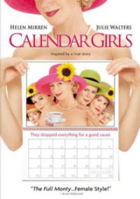 Calendar Girls DVD box art