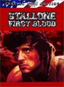 First Blood DVD cover art