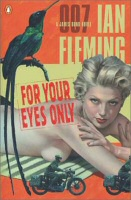 For Your Eyes Only book cover art