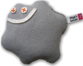 Plush Higgs Boson particle