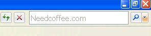 IE7 Search Field