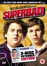 Superbad Region 2 DVD cover art