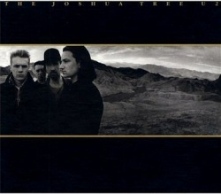 U2: Joshua Tree CD cover art