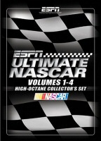 Ultimate Nascar DVD set cover art