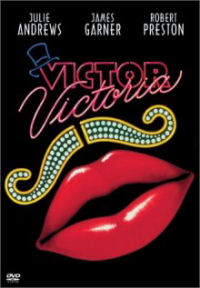Victor/Victoria DVD box art